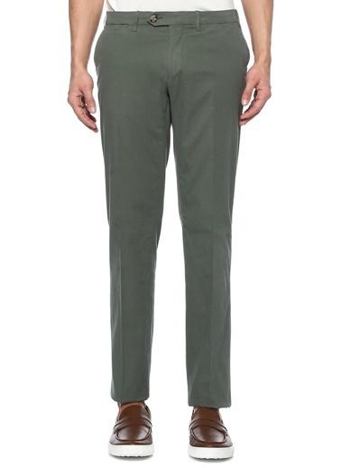 Canali Pantolon Yeşil
